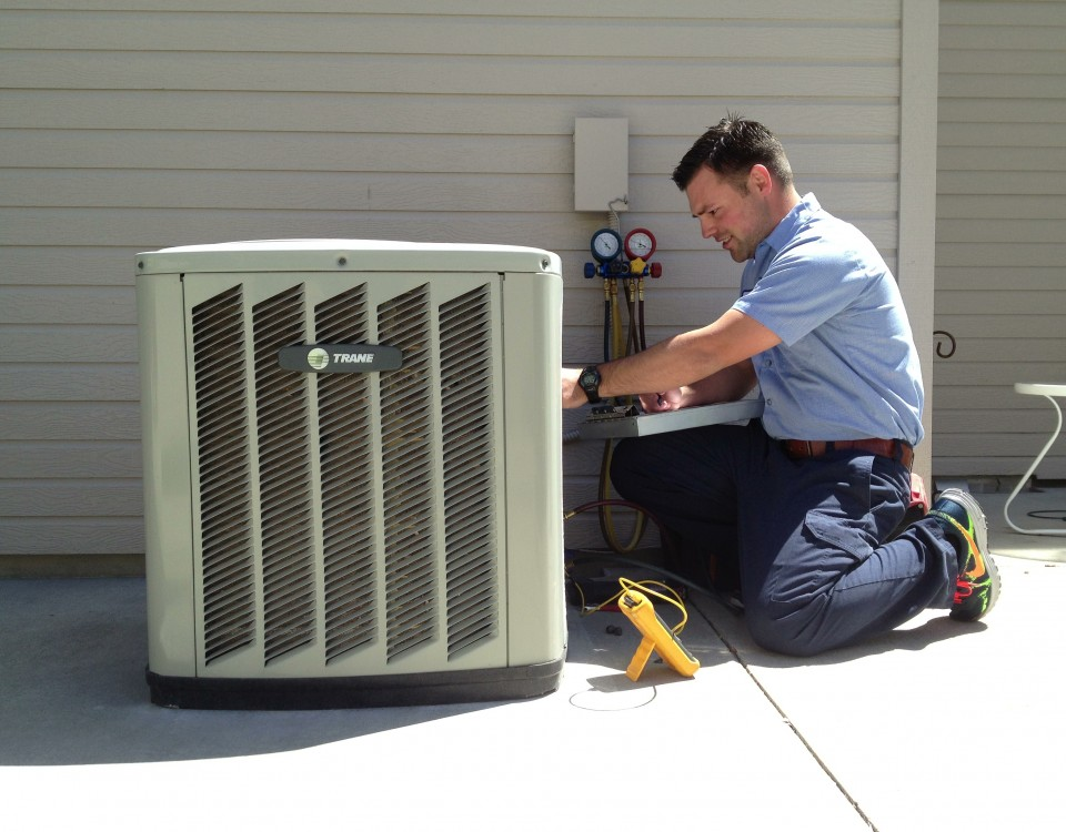 Air Conditioning Repair in Hudson County