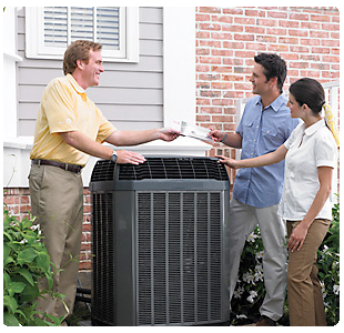 A/C in WOODLAND PARK