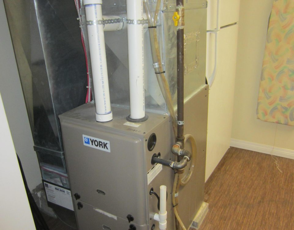 Furnace Installation in Livingston