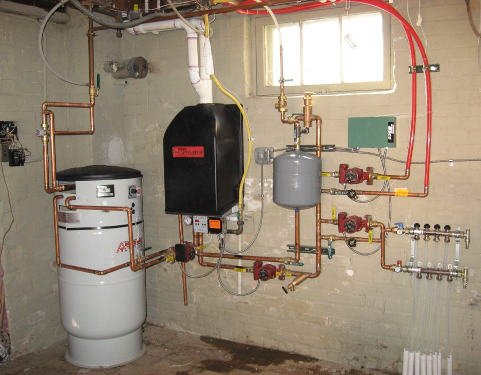 Boiler Installation in Howell